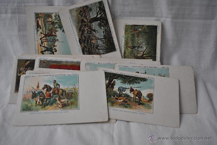 Coleccionismo Cromos antiguos: CHOCOLATE LA SULTANA . - Foto 2 - 42424503
