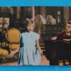Coleccionismo Cromos antiguos: CROMO DE:UN RAYO DE LUZ,(DESPEGADO),Nº2,DEL ALBUM,UN RAYO DE LUZ,AÑO 1960,DE FHER. Lote 191536422