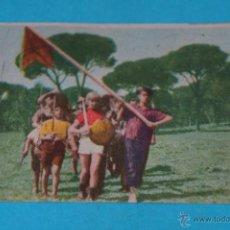 Coleccionismo Cromos antiguos: CROMO DE:UN RAYO DE LUZ,(DESPEGADO),Nº82,DEL ALBUM,UN RAYO DE LUZ,AÑO 1960,DE FHER. Lote 191536410