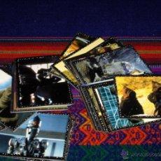 Coleccionismo Cromos antiguos: LOTE 76 CROMOS STAR WARS PANINI 1997. PREGUNTA POR TUS FALTAS.. Lote 43306560