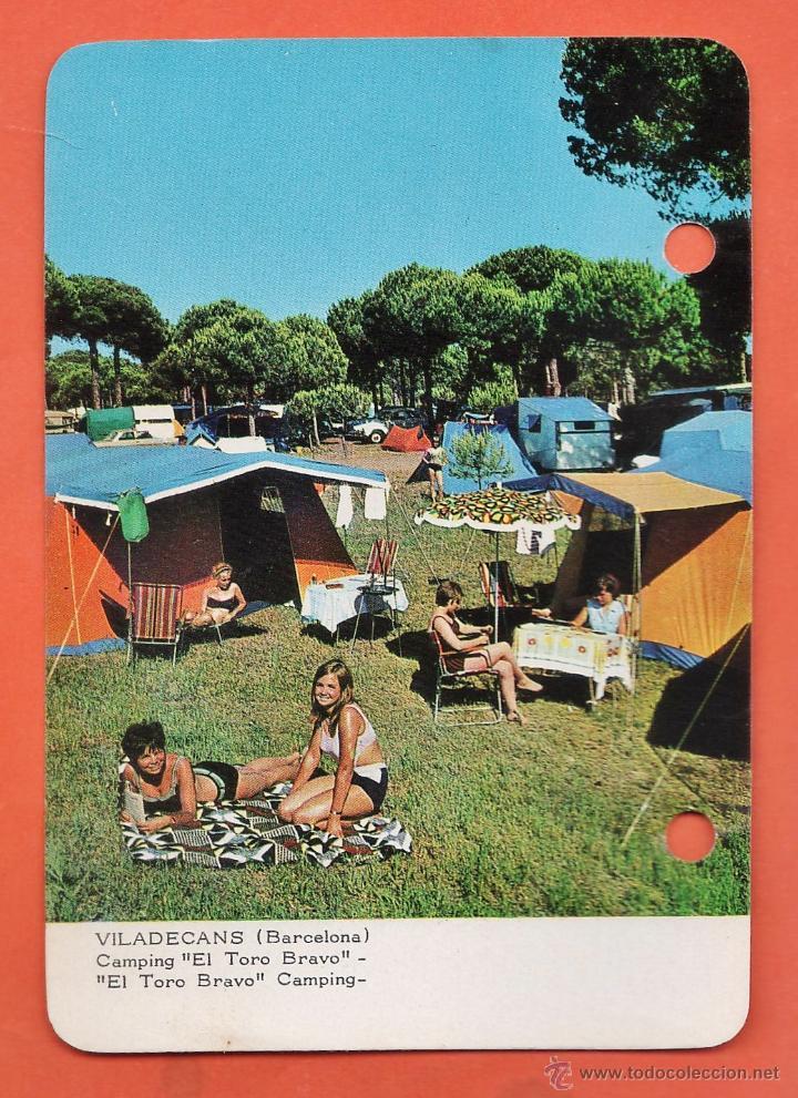 Ficha Turist Myrga Viladecans Camping Tor Buy Old Stickers At Todocoleccion 43368870