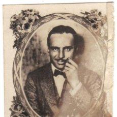 Coleccionismo Cromos antiguos: CROMOS LA FAVORITA - FABRICA DE TABACOS - FOTOGRAFIA DE DOUGLAS FAIRBANKS - RASTRILLO PORTOBELLO. Lote 44353847