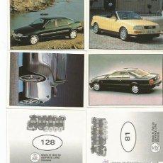 Coleccionismo Cromos antiguos: AUTO 2000 - 44 CROMOS - TAMBIEN SUELTOS. Lote 44888933