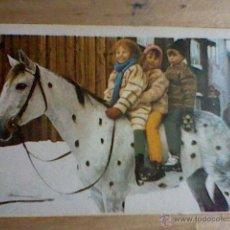 Coleccionismo Cromos antiguos: CROMO ED ESTE NUNCA PEGADO ALBUM FIGURAS 1975 Nº 202 PIPPI PIPA PIPI LANGSTRUMPF CALZASLARGAS . Lote 45379312