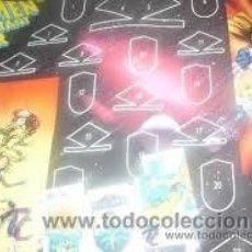 Coleccionismo Cromos antiguos: X-MEN PANRICO ( COLECCIÓN COMPLETA SIN PEGAR NO INCLUYE EL ALBUM ). Lote 168088122