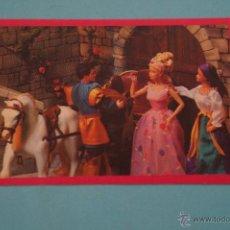 Coleccionismo Cromos antiguos: CROMO DE:HELLO BARBIE,(SIN PEGAR),Nº176,AÑO 2001,DEL ALBUM,HELLO BARBIE,DE PANINI. Lote 171148739