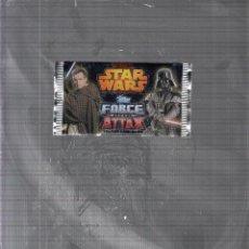 Collezionismo Figurine antiche: STAR WARS FORCE ATTAX. Lote 47602171