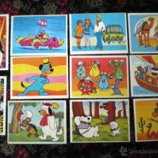 Coleccionismo Cromos antiguos: 11 CROMOS ALBUM ROJO FESTIVAL DEL DIBUJO ANIMADO DE WALT DISNEY PACOSA 1981-Nº 126 DEL AZUL. Lote 37676539