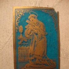Coleccionismo Cromos antiguos: ANTIGUO CROMO CHOCOLATE SAN LUIS JUNCOSA BARCELONA (2). Lote 48694227