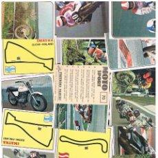 Coleccionismo Cromos antiguos: LOTE 42 CROMOS MOTO SPORT. Lote 48917891
