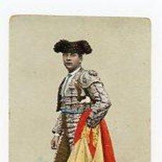 Coleccionismo Cromos antiguos: CHOCOLATE JAIME BOIX, FRANCISCO BONAR (BONARILLO). Lote 48925259