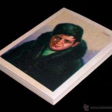 Coleccionismo Cromos antiguos: LA CONQUISTA DEL POLO NORTE. COLECCIÓN 36 CROMOS, ORIGINAL CHOCOLATES VILADÁS, LÉRIDA. COMPLETA. Lote 105597080