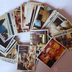 Coleccionismo Cromos antiguos: LOTE DE CROMOS DEL ALBUM ET EL ESTRATERRESTRE EDICIONES ESTE. Lote 49444940