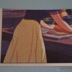 Coleccionismo Cromos antiguos: CROMO DE:BLANCANIEVES Y LOS 7 ENANITOS,(SIN PEGAR),Nº174,DEL ALBUM,BLANCANIEVES Y LOS 7 ENANITOS. Lote 207344501