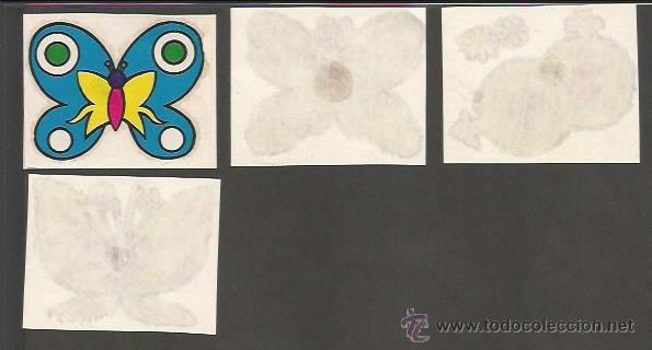 Coleccionismo Cromos antiguos: CALCOMANIAS - CHUPA CHUPS - COL. COMPLETA 48 CROMOS - (CR-869) - Foto 5 - 50713755