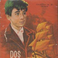 Coleccionismo Cromos antiguos: DOS AÑOS DE VACACIONES, CROMOS SUELTOS, EDICIONES TORAY. Lote 50777113