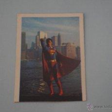 Coleccionismo Cromos antiguos: CROMO DE:SUPERMAN I,(DESPEGADO),Nº144,AÑO 1979,DEL ALBUM,SUPERMAN I,DE FHER. Lote 179334790