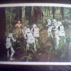 Coleccionismo Cromos antiguos: CROMO RETORNO JEDI STAR WARS PACOSA DOS RECUPERADO *C23/1X1 Nº 172. Lote 51163552