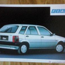 Coleccionismo Cromos antiguos: CROMO MIX 92 - COCHES - FIAT TIPO 2000 - Nº 20. Lote 51567804