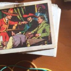 Coleccionismo Cromos antiguos: EL COYOTE PAPEL ALBUM 37 CROMOS SE VENDEN SUELTOS. Lote 43804566