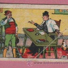 Coleccionismo Cromos antiguos: CROMO COLE. ESCENAS BATURRAS - ARAGÓN . Lote 51783097