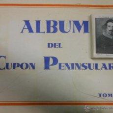 Coleccionismo Cromos antiguos: 60 CROMOS SUELTOS ALBUM DEL CUPON PENINSULAR 1932 SERIE 1 2 3 4 5 6 8 9 10 PINTORES CELEBRES CROMO. Lote 51930716