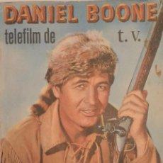 Coleccionismo Cromos antiguos: LOTE 100 CROMOS DANIEL BOONE. PREGUNTA TUS FALTAS 1 € UNIDAD. Lote 52451444