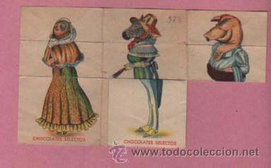 Coleccionismo Cromos antiguos: CROMO CONVERTIBLE - CHOCOLATES EVARISTO JUNCOSA HIJO - Foto 5 - 143575329