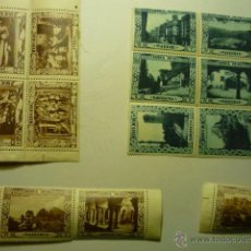 Coleccionismo Cromos antiguos: LOTE CROMOS ANTIGUOS SELLOS JOYA-CAPITALES ESPAÑOLAS --BB. Lote 53811479