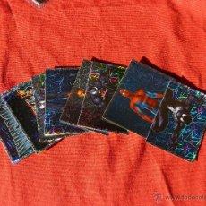 Coleccionismo Cromos antiguos: LOTE DE CROMOS SPIDER-MAN DE PANINI 2009. Lote 54027484