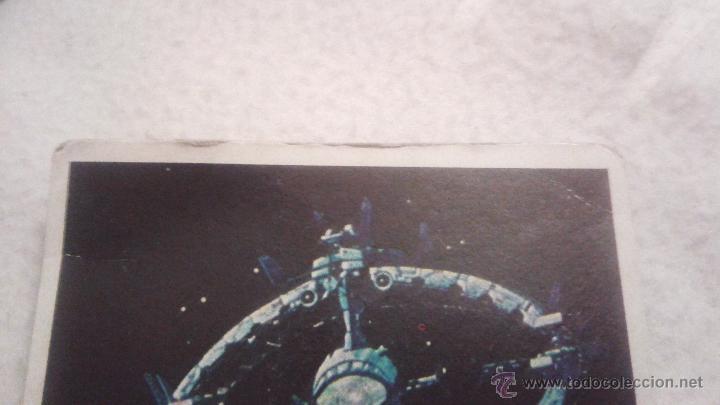 Coleccionismo Cromos antiguos: LOTE 3 CROMO CROMOS ULISES 31 ESTE. NUNCA PEGADOS. LEER - Foto 4 - 47509996