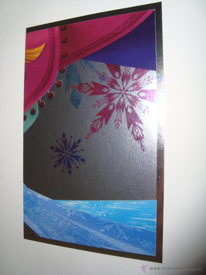 Panini-Frozen-Frozen serie 3 cromos-nº 72