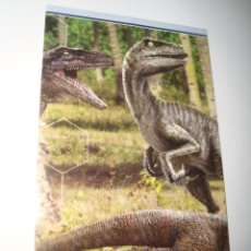 Coleccionismo Cromos antiguos: CROMO SIN PEGAR Nº 140 - JURASSIC WORLD - PANINI 2015. Lote 54328333