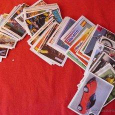 Coleccionismo Cromos antiguos: LOTE DE CROMOS ALBUM MIX 92. Lote 54564336