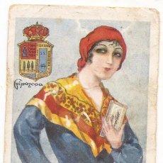 Coleccionismo Cromos antiguos: GUIPÚZCOA (CHOCOLATE AMATLLER). Lote 54690748