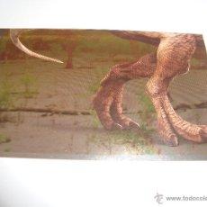 Coleccionismo Cromos antiguos: CROMO SIN PEGAR Nº 44 - JURASSIC WORLD - PANINI 2015. Lote 54855886
