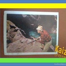 Coleccionismo Cromos antiguos: CROMO DE LA COLECCION: TARZAN EL JUSTICIERO. CHOCOLATES LAS COMAS. AÑO 1970. SIN PEGAR. Nº 165. Lote 55097807