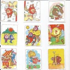 Coleccionismo Cromos antiguos: 8006A- 12 CROMOS RAINBOW BRITE-PANINI. Lote 55125124