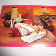 Coleccionismo Cromos antiguos: CROMO SIN PEGAR Nº 34 - BARBIE HOLIDAY - PANINI 1999. Lote 55173224