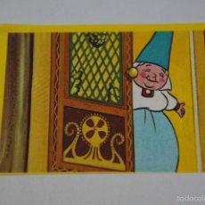 Coleccionismo Cromos antiguos: CROMO DE:EL LIBRO DE LISA,(SIN PEGAR),Nº1,AÑO 1985,DEL ALBUM,EL LIBRO DE LISA,DE DANONE. Lote 194261888