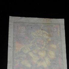 Coleccionismo Cromos antiguos: CROMO SOBRE SIN ABRIR - KAOS THE LEGEND - BOLLYCAO- ESCUCHO OFERTAS. PREGUNTAR. Lote 55903290