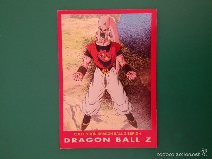 Cromo Dragon Ball Z Serie 4 N 74 Super Boo Sold Through Direct