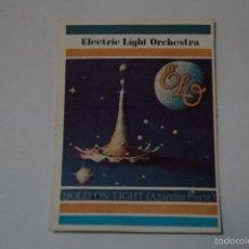 Coleccionismo Cromos antiguos: CROMO DE:SHOW DE ESTRELLAS,ELECTRIC LIGHT ORCHESTRA,(DESPEGADO),Nº 159,DEL ALBUM,SHOW DE ESTRELLAS. Lote 245949455