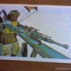 Coleccionismo Cromos antiguos: CROMO RECUPERADO STAR WARS RETORNO JEDI ED PACOSA DOS Nº 94. Lote 56619025