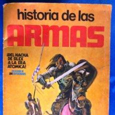 Coleccionismo Cromos antiguos: LOTE DE CROMOS. CROMOS SUELTOS; 0,50 €. HISTORIA DE LAS ARMAS. EDICIONES ESTE, BARCELONA, 1970.. Lote 56900340