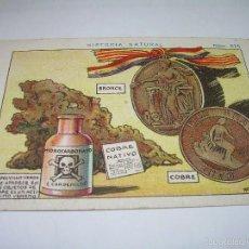 Coleccionismo Cromos antiguos: CROMO CHOCOLATE JUNCOSA.. Lote 57016507