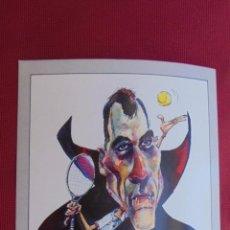 Coleccionismo Cromos antiguos: IVAN LENDL. KARIKATAS Y CHISTORRETAS. CROMO. Nº 23. EDICIONES ESTE. SIN PEGAR .. Lote 57696509