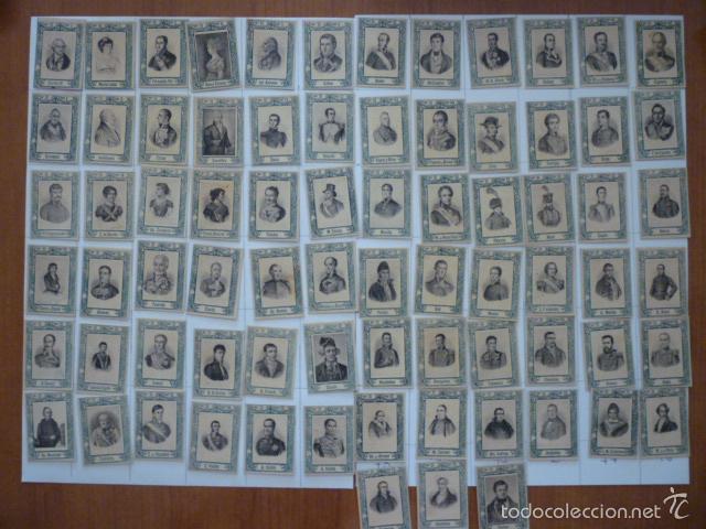 COLECCIÓN COMPLETA FOTOTIPIAS. SERIE 31. (Coleccionismo - Cromos y Álbumes - Cromos Antiguos)