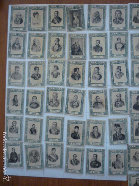 Coleccionismo Cromos antiguos: COLECCIÓN COMPLETA FOTOTIPIAS. SERIE 31. - Foto 2 - 58102834