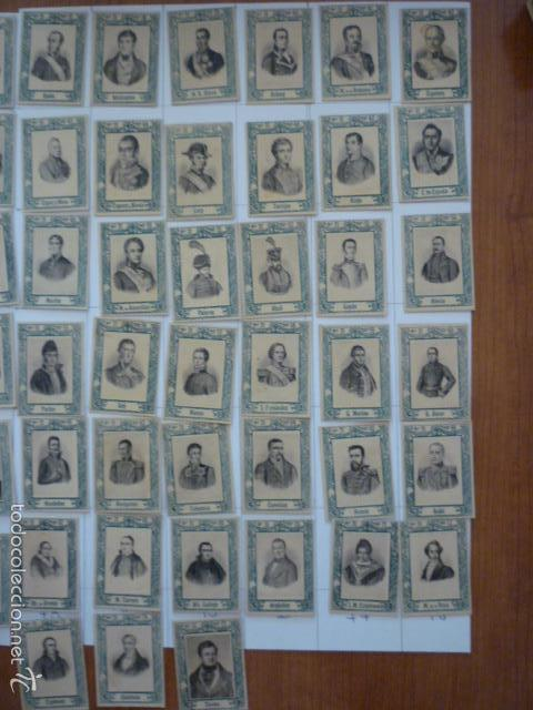 Coleccionismo Cromos antiguos: COLECCIÓN COMPLETA FOTOTIPIAS. SERIE 31. - Foto 3 - 58102834